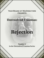 Unresolved Traumas: Rejection ebook